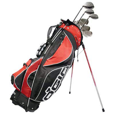 Exo Golf Stand Bag FIRE