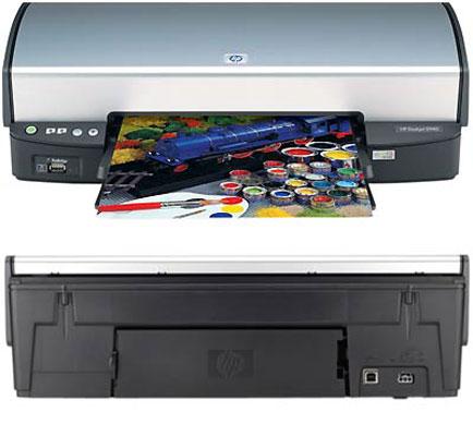 HP DeskJet 5940 Color Photo Printer