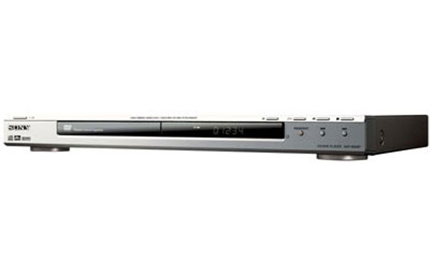 DVD Player Design Slim com Progressive Scan, MP3 DVP-NS50P Sony