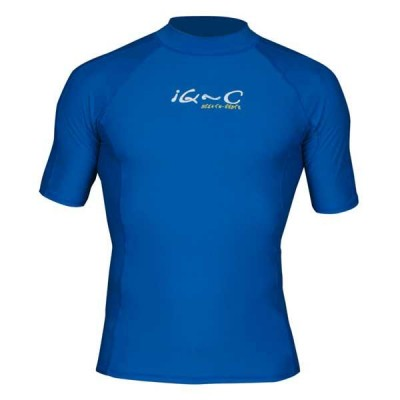 Iq-company UV 300 Shirt Watersport Dark Blue Man