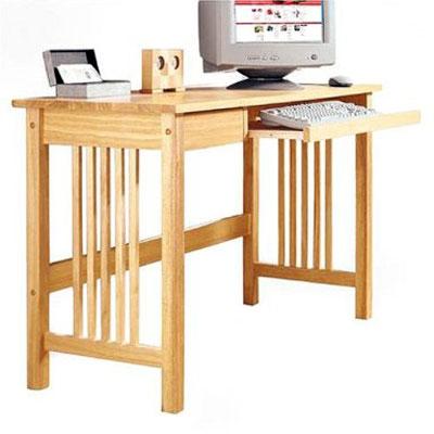 Mission Computer Desk