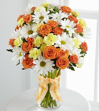 The Sweet Splendor Bouquet - VASE INCLUDED
