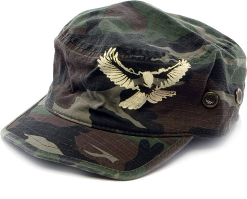 Fidel Hat in Camo