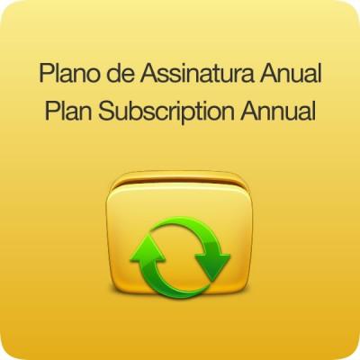 Plano de Assinatura Anual