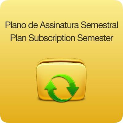 Plano de Assinatura Semestral