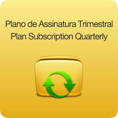 Plano de Assinatura Trimestral