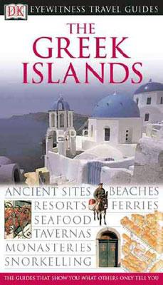DK Eyewitness Travel Guides Greek Islands